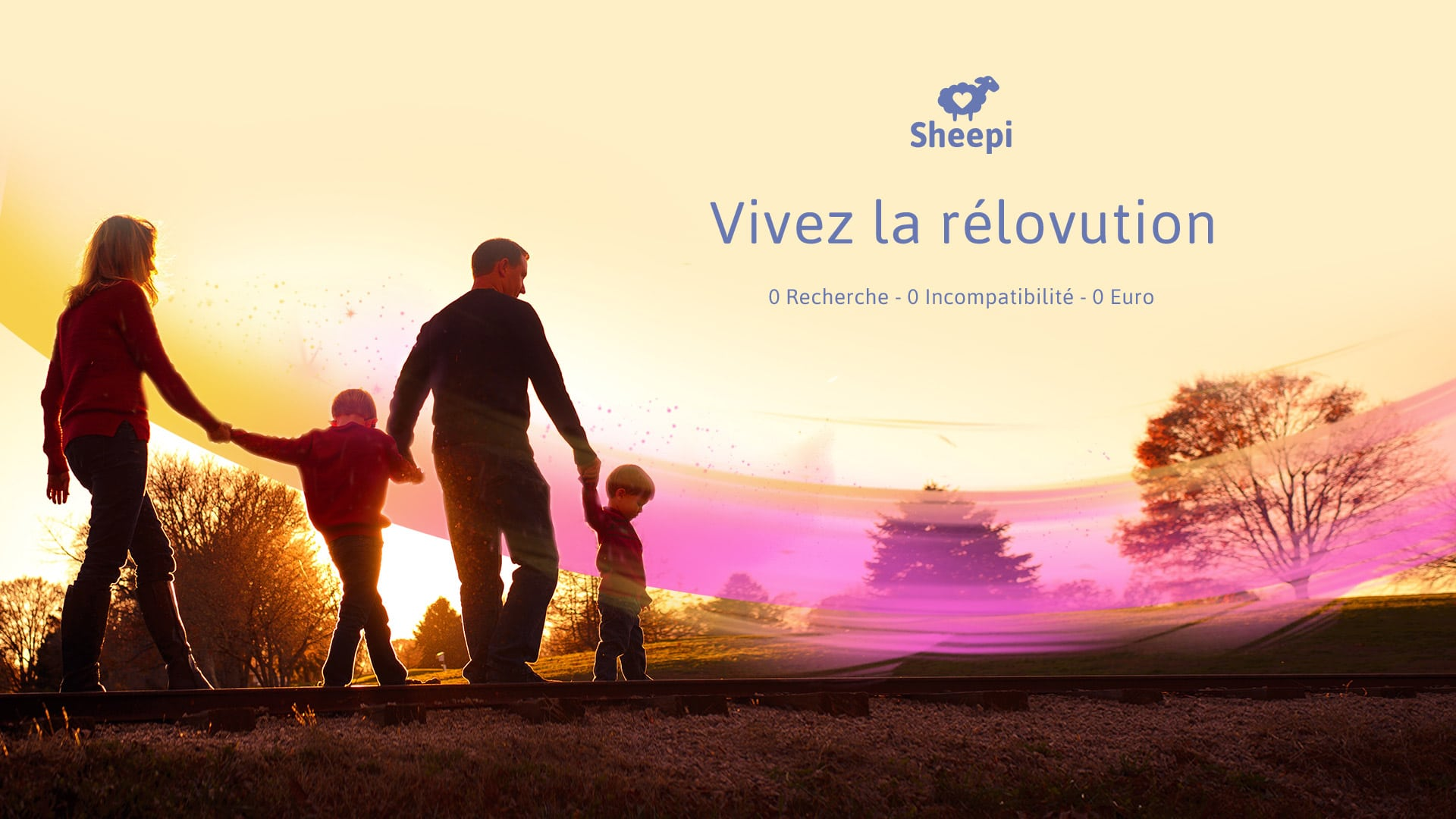Trouver l'amour avec sheepi